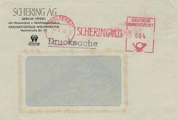 Schering AG Wolfenbüttel 1952 - AFS FK - Apotheek