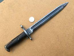 Ancienne Baïonnette USM1 GARAND WW2 - Blankwaffen