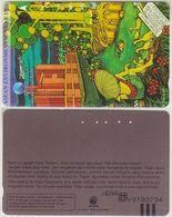 93/ Indonesia; Painting - Indonésie