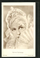 AK Schauspielerin Norma Talmadge Im Kostüm Einer Filmrolle - Acteurs