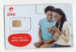 KENYA CARTE GSM AIRTEL VERSO NUMEROTEE - Kenya