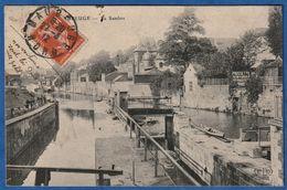 CPA 59 MAUBEUGE - La Sambre - Maubeuge