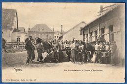 CPA BELGIQUE - YPRES - La Maréchalerie à L'école D'équitation - Belgique
