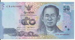 THAILANDE 50 BAHT ND2017 UNC P 131 - Tailandia