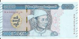 MYANMAR 1000 KYATS ND2020 UNC P New - Myanmar