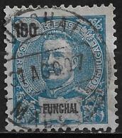 Funchal – 1897 King Carlos 100 Réis - Funchal