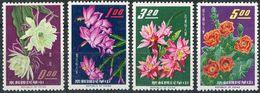 Taiwan 1964. Michel #509/12 MNH/Luxe. Flora. Flowers. Cacti. (Ts16) - Neufs