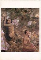 SUNE: Deux Nus En Forêt  [ Nu Nude CPM Chinoise ] FM017 - Paintings