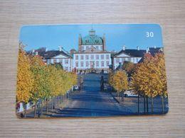 Chip Phonecard, Fredensborg Slot,used - Denmark