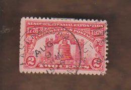 USA. (Y&T) 1926 - N°268. *Sesquicentenaire De L'Indépendance à Philadelphie*   * 2c *  Obl - United States