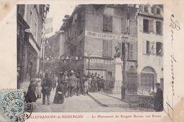 CPA-265..........VILLEFRANCHE DE ROUERGUE - Villefranche De Rouergue