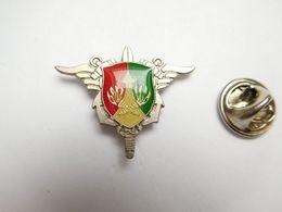 Superbe Pin's , Armée Militaire , Régiment  , Service Des Essences Des Armées - Militaria