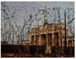 (A 13) Germany - Berlin - Brendenburger Tor Nach Dem - 13 August 1961 / Gate - Andere Kriege