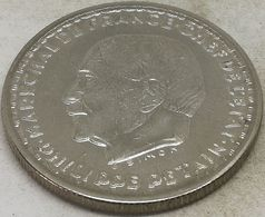 RÉPLICA PRUEBA. Moneda 1941. 20 Francos. Mariscal Petain. Estado Francés, Francia, Vichy. II Guerra Mundial. ESSAI - France
