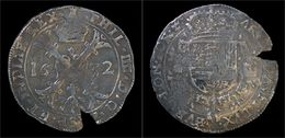 Southern Netherlands Tournai Filip IV Patagon 1632 - Belgique