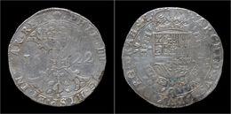 Southern Netherlands Brabant Philip IV Patagon 1622 - Belgique
