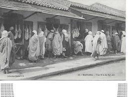 ALGERIE- Mascara - Une Rue De Bab-Ali - Algérie