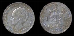 Netherlands Wilhelmina I 1 Gulden 1930 - 1 Gulden