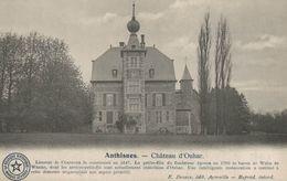 Anthines - Château D'Ouhar - La Belgique Historique - 2 Scans - Anthisnes