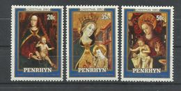 PENRHYN  YVERT  133/35   MNH  ** - Penrhyn