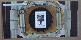 BS14-102 : Bloc Souvenir / Les Appareils Photographiques - Folding Le Rêve, 1902 - Souvenir Blokken