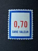 FICTIFS NEUF ** N°F116 SANS CHARNIERE (FICTIF F 116) - Fictifs