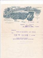 14-N.Levavasseur & Fils....Grandes Pépinières...Ussy...(Calvados)..1927 - Agricoltura