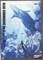 DVD Blue Submarine N°6 - Dessin Animé