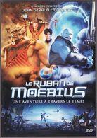 DVD LE RUBAN DE MOEBIUS D Après Jean Giraud Et Moebius - Dessin Animé