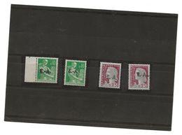SURCHARGE  E A   ORAN  9  41   9   42  X 2 - Algerien (1962-...)
