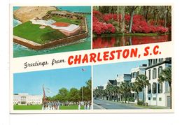 CPM - ÉTATS-UNIS - CHARLESTON - Charleston