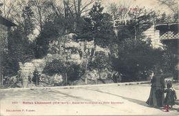 2020 - 06 - SEINE - 75 - PARIS - 19ème Arrondissement : Buttes Chaumont -Escalier Rustique Du Pont Secrétan - Arrondissement: 19