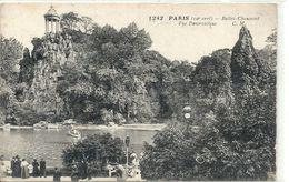 2020 - 06 - SEINE - 75 - PARIS - 19ème Arrondissement : Buttes Chaumont - Vue Panoramique - Arrondissement: 19