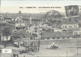 2020 - 06 - SEINE - 75 - PARIS - 19ème Arrondissement : C'était La France - Repro - Abattoir De La Villette - Arrondissement: 19