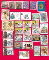 4833  --  VATICAN  --   Lot De Timbres NEUFS + Oblitérés - Collections