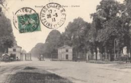 CPA - Versailles - Avenue De Paris - L'Octroi - Versailles