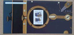 BS14-104 : Bloc Souvenir / Les Appareils Photographiques - Stéréocycle, 1898 - Souvenir Blokken