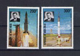 Haute Volta. Poste Aérienne. Fusée Kennedy - Obervolta (1958-1984)