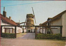 Wervik De Witte Molen Brikkenmolen Bar Dancing  Windmolen Windmill Moulin A Vent - Wervik