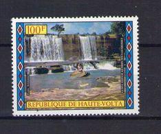 Haute Volta. Poste Aérienne. Tourisme 1973. Chutes Et Cascades - Obervolta (1958-1984)