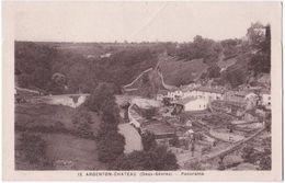 79. ARGENTON-CHATEAU. Panorama. 12 - Argenton Chateau