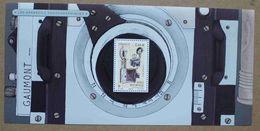 BS14-106 : Bloc Souvenir / Les Appareils Photographiques - Spido Reportage, 1935 - Souvenir Blokken