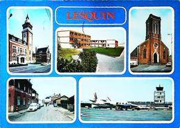 LESQUIN -  1985  En Multi Vues   - Aerodrome / Airport (Avion Aircraft Flugzeug) - Aerodromi