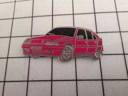 115d Pin's Pins / Rare Et De Belle Qualité !!! THEME AUTOMOBILES / CITROEN BX ROUGE LEGER RELIEF Par DECAT - Citroën