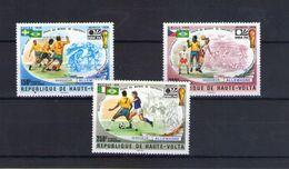 Haute Volta. Poste Aérienne. Vainqueurs De La Coupe Du Monde De Football - Obervolta (1958-1984)