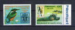 Haute Volta. Poste Aérienne. Exposition Philexafrique 1979 - Obervolta (1958-1984)