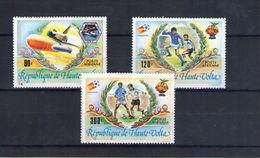 Haute Volta. Poste Aérienne. évènements Récents 1983 - Obervolta (1958-1984)