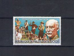 Haute Volta. Poste Aérienne. Baden Powell - Obervolta (1958-1984)