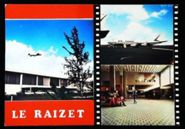 GUADELOUPE  - LE RAIZET 1970s  - Boeing Air France  - Aerodrome / Airport (Avion Aircraft Flugzeug) - Aerodromes