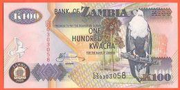 Zambia 100 Kwaca Zambie - Zambie